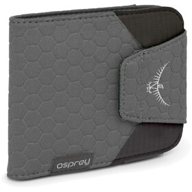 Osprey QuickLock RFID Lompakko, shadow grey